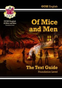 GCSE English Text Guide - Of Mice & Men Foundation