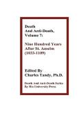 Death and Anti-Death, Volume 7
