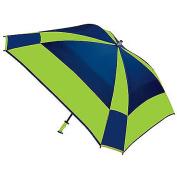 Gellas Auto Open Vented Square Golf Umbrella