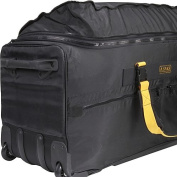 "EXPANDABLE 31"" Rolling Trolley Duffel"
