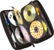 72 Capacity Heavy Duty CD Wallet