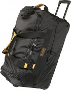 "EXPANDABLE 25"" Rolling Trolley Duffel"