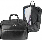 Koskin Leather Carry-On Garment Bag