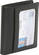 Royce Leather Men's Double ID Bi-Fold Wallet
