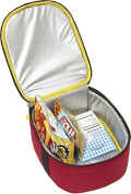 Vertical Lunch Bag - Fire Minifigure