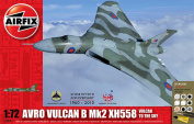 Airfix - 1:72 Avro Vulcan B Mk2 XH558 Vulcan to the Sky Gift Set