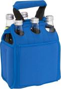 Six Pack Neoprene Tote (Blue)