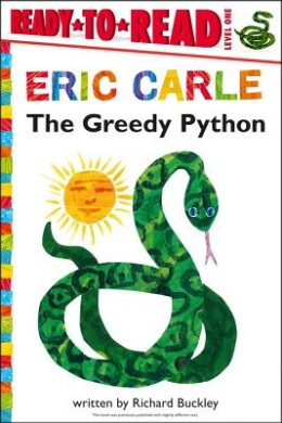 The Greedy Python (Ready-To-Read - Level 1 (Quality))