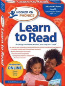 Hooked on Phonics Learn to Read, Pre-K, Level 2 [With Sticker(s) and Workbook and Flash Cards and DVD and Quick Start Guide and 3 Paperbacks]