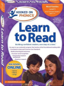 Hooked on Phonics Learn to Read, Kindergarten, Level 1 [With Sticker(s) and Workbook and DVD and Glasses and Quick Start Guide]