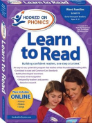 Hooked on Phonics Learn to Read, Kindergarten, Level 2 [With Quick Start Guide and Sticker(s) and Workbook and DVD and Paperback Book]