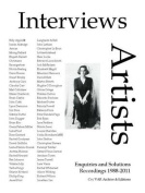 Interviews-Artists 4: Patterns of Experience