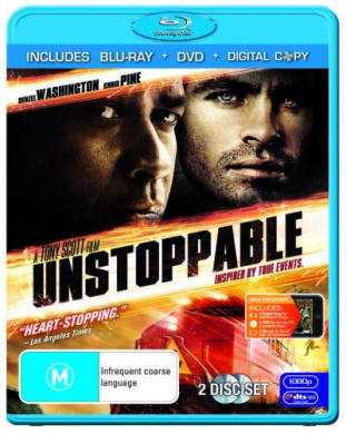 Unstoppable - one-time [BD]