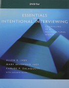 DVD for Ivey/Ivey/Zalaquett/Quirk's Essentials of Intentional Interviewing