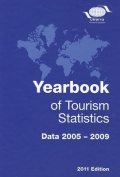 Yearbook of Tourism Statistics