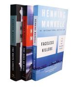 Henning Mankell Wallander Bundle