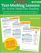 Text-Marking Lessons for Active Nonfiction Reading