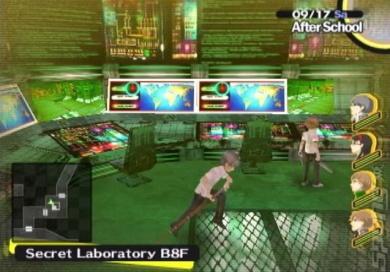 Persona 4 (PS2)