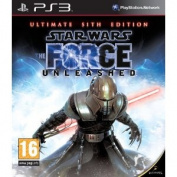 Star Wars Force Unleashed Ultimate Sith Edition PS3