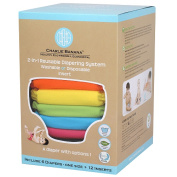 Charlie Banana 2-in-1 Reusable Nappy System Value Pack - Girl