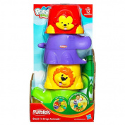 Playskool Poppin Park Stack 'N Drop Animals