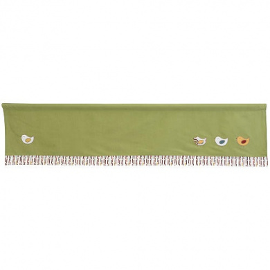 Beansprout - With a Moo Moo Window Valance - 58 L x 14 W