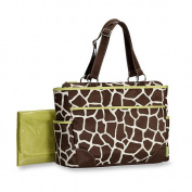 Carter's Giraffe Print Nappy Bag C