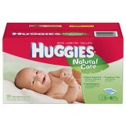 Huggies Natural Care Wipes - 576CT