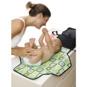 Skip Hop Pronto Baby Changing Station & Diaper Clutch Black