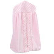 Baby Doll Bedding Heavenly Soft Nappy Stacker