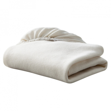 Organic Cotton Interlock Cradle Sheet