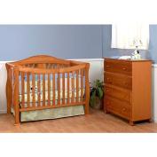 DaVinci Parker 4 Drawer Dresser - Oak