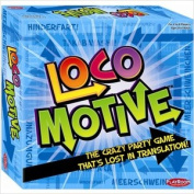 Playroom Entertainment Loco Motive Card Game