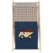 JoJo Designs Construction Zone Collection Laundry Hamper