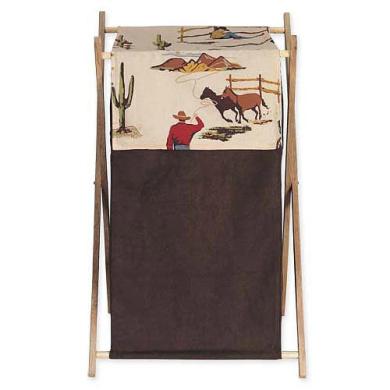 JoJo Designs Wild West Collection Laundry Hamper