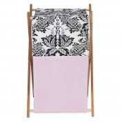 JoJo Designs Sophia Collection Laundry Hamper