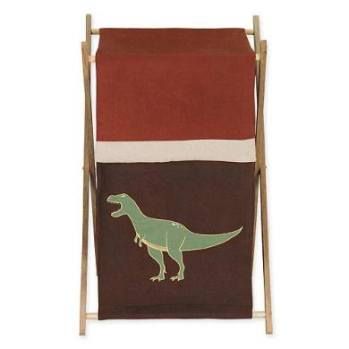 JoJo Designs Dinosaur Land Collection Laundry Hamper