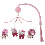 Lambs & Ivy Hello Kitty & Puppy Mobile