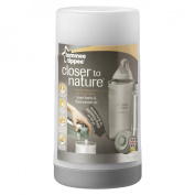Tommee Tippee Closer to Nature Travel Bottle & Food Warmer Set