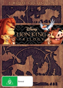 The Lion King Trilogy [Region 4]