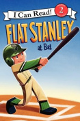 Flat Stanley at Bat (I Can Read Books