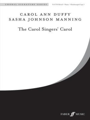 The Carol Singer's Carol: SATB (divisi) Mixed Voice with Paino and Glockenspiel (opt.) (Choral Signature Series)