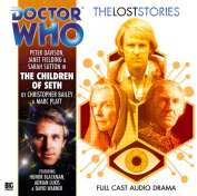The Children of Seth (Doctor Who [Audio]