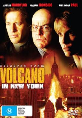 Volcano In New York