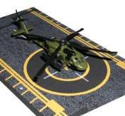 Hot Wings - Plane Circuit : Military Helicopter - Black Hawk