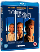 The Talented Mr Ripley [Region B] [Blu-ray]