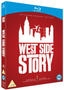 West Side Story [Region B] [Blu-ray]