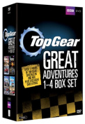 Top Gear - The Great Adventures [Region 2]