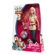 Barbie Disney Pixar Toy Story 3 Barbie Loves Jessie Fashion Barbie Doll