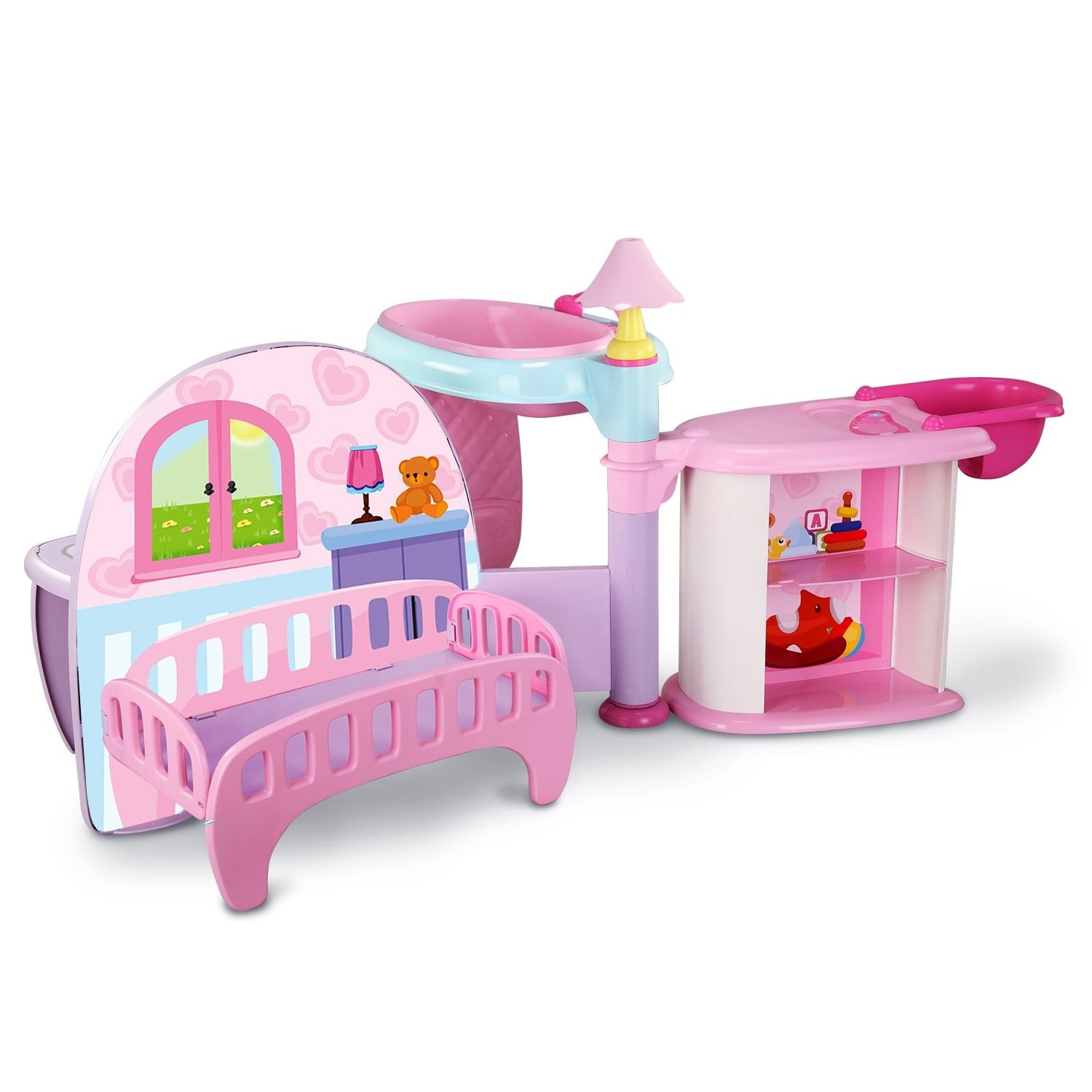 Little Mommy All In One Nursery By Tolly Tots   Shop Online For Toys In  Australia